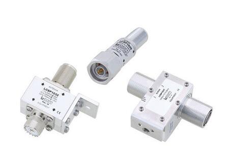 L-com推出一系列同轴射频避雷器和浪涌保护器
