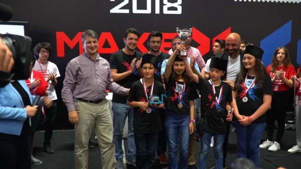 2018 MakeX机器人挑战赛新赛季开启