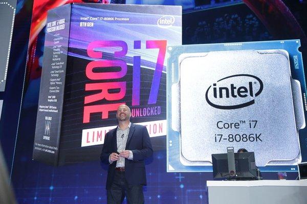 台北国际电脑展:英特尔打破现代计算机极限