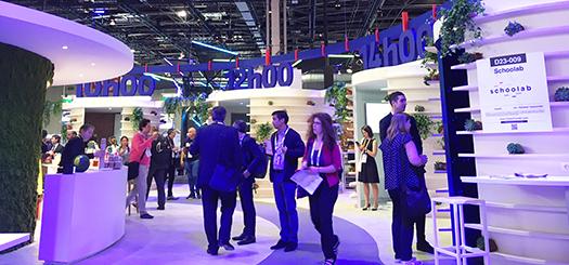 索迪斯携中国AI科技公司亮相法国科技展