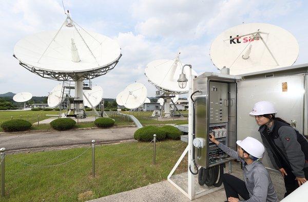韩国电信将为太空行业与北韩带来新的科技革命