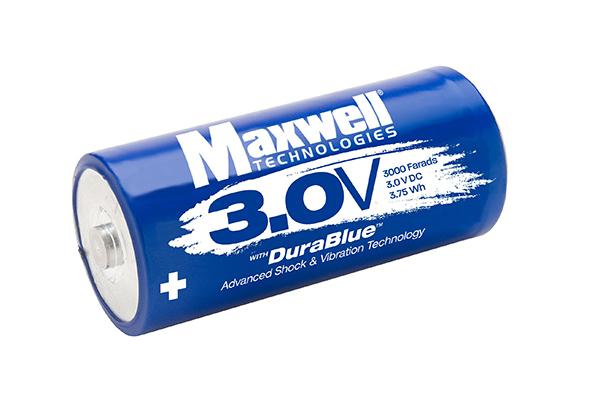 Maxwell向吉利新车平台提供超级电容器子系统