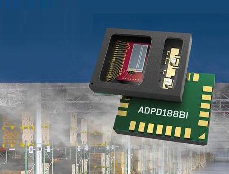 ADI公司集成光学模块减少烟雾探测器误报