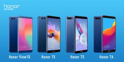 备受赞誉的荣耀智能手机登陆拉美市场