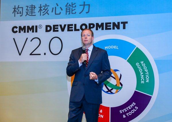 CMMI 研究院CMMI 2.0 中文版发布