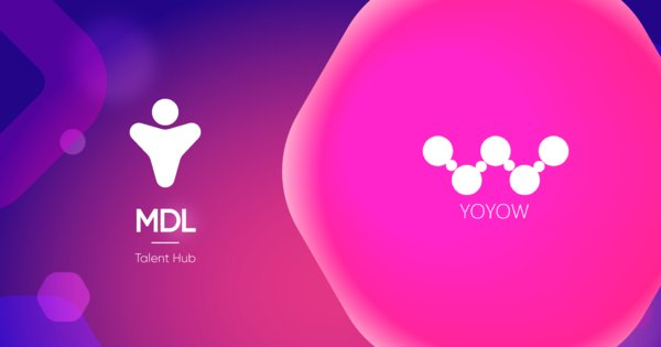 YOYOW与MDL艺人社达成战略合作协议