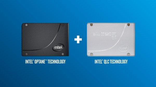 英特尔以傲腾+QLC产品引领内存和存储的未来