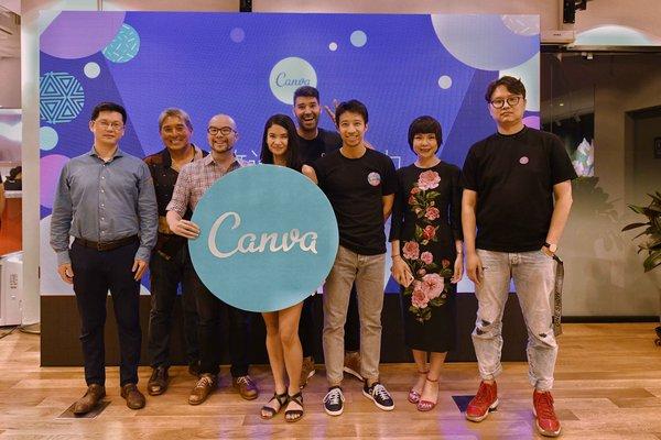 视觉中国与Canva达成合作 释放中国设计原创力