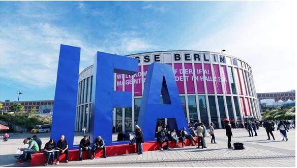 柔宇产品集中亮相全球消费类电子产品盛会IFA