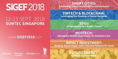 Horyou将在新加坡举办第五届SIGEF