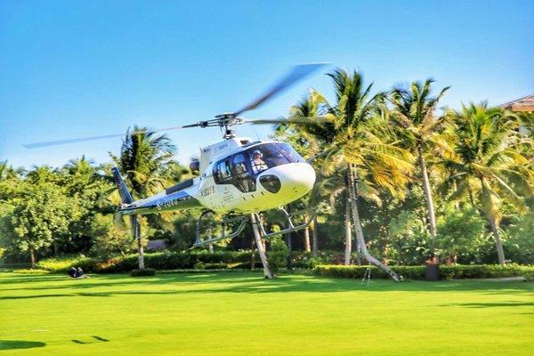 首航直升机十一假期低空旅游共接待游客五千余人