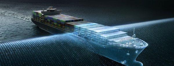 人工智能与罗尔斯-罗伊斯合作开发自动驾驶货船