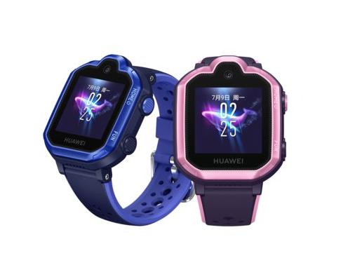 华为儿童手表 3 Pro获TUV南德可穿戴认证标志