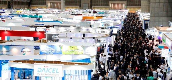 世界领先的先进材料展览会将在日本举行