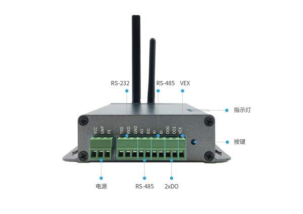 Ruff的NB-IoT智能网关获得联通实验室测试通过