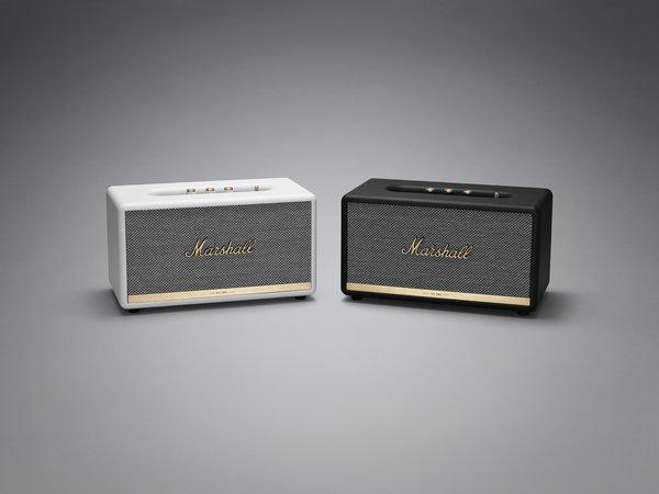 MARSHALL家用蓝牙音箱系列全新升级