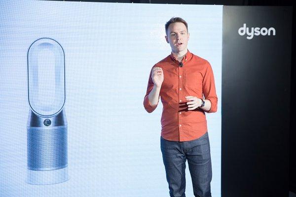 戴森发布全新Pure Hot+Cool空气净化暖风扇