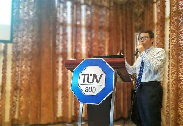 TUV南德深度剖析工业及新能源连接器标准