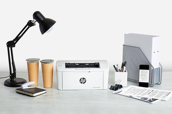 惠普Mini系列激光打印机轻巧上市