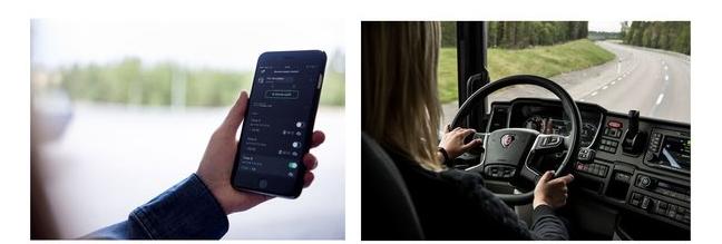 Transatel联手捷德为斯堪尼亚货车提供连接服务