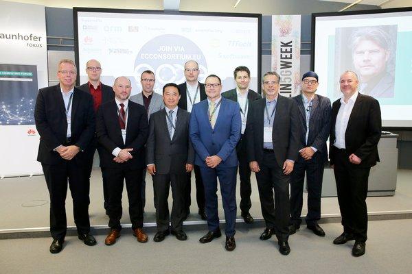 华为与多企业联合推动成立欧洲边缘计算产业联盟