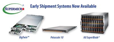 美超微推出Early Ship 服务器和存储系统
