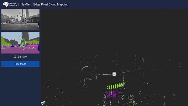 地平线与SK电讯联手发力高精地图更新和自动驾驶