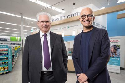 沃博联与微软达成战略合作 推进医疗配送转型