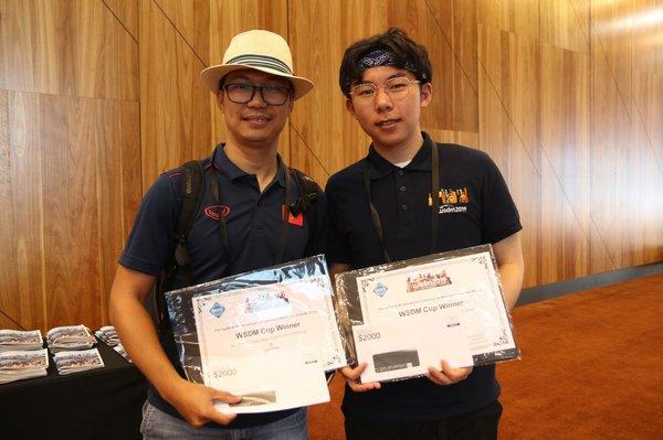 卧龙大数据AI团队陈维龙勇夺WSDM大赛冠军