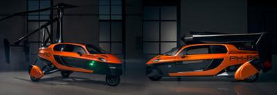 PAL-V发布限量版飞行汽车的量产车型