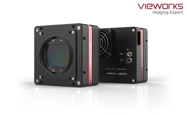 Vieworks携热电制冷相机亮相2019机器视觉展