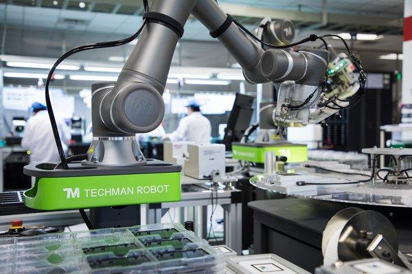 达明机器人亮相深圳国际机器人及工厂智能化展