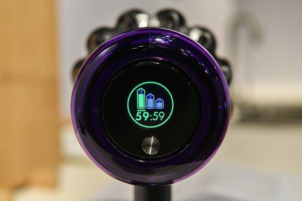 戴森发布全新Dyson V11 Absolute无绳吸尘器