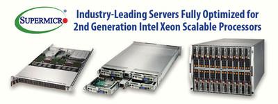 美超微推出100多款资源节约型服务器和存储系统