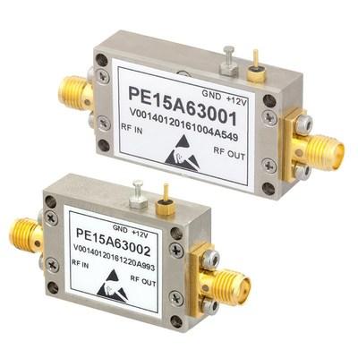 Pasternack推出输入保护型低噪声放大器新品