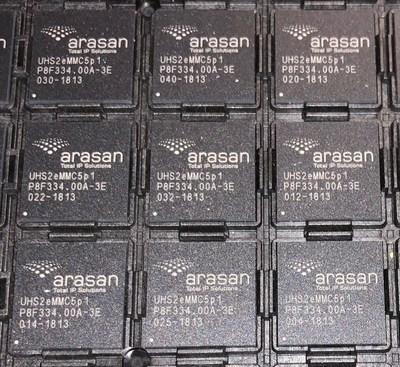 Arasan宣布基于7nm工艺的eMMC IP解决方案