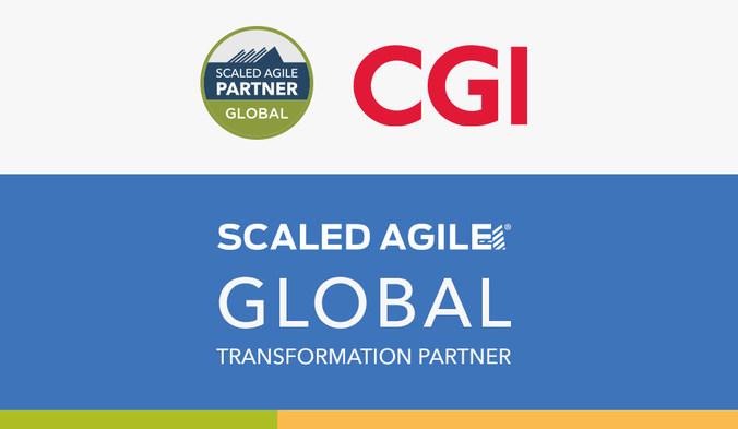 Scaled Agile选择CGI作为全球转型合作伙伴