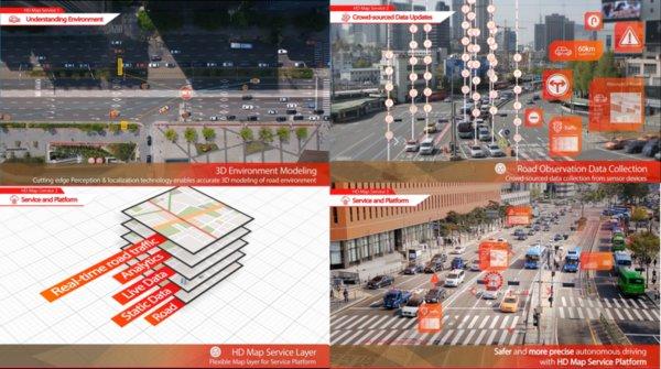 地平线赋能SK电讯众包高精地图更新方案