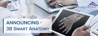 新一代解剖模型3B SMART ANATOMY