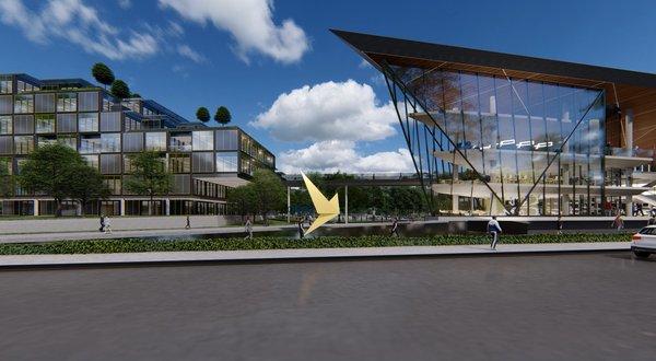 """4.0时代的创新之城""""泰国数字园区"""""""