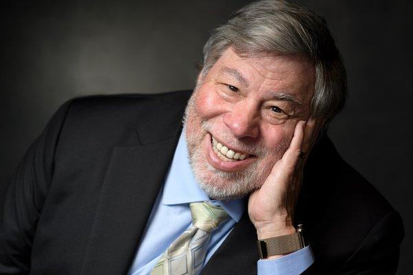 Steve Wozniak出席2019年Money20/20大会