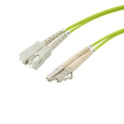 L-com推出用于高速数据中心应用OM5光纤产品