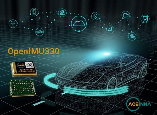 新纳传感推出余惯性测量单元OpenIMU330