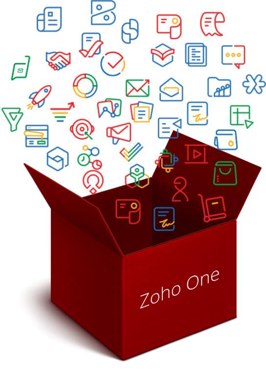 Zoho发布全新一代Zoho One企业级操作系统