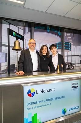 Lleida.net与中国移动和中国电信签署两份互连协议