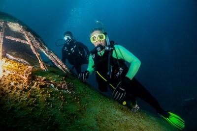 """全球最大的水下主题公园""""Dive Bahrain""""在巴林王国开业"""