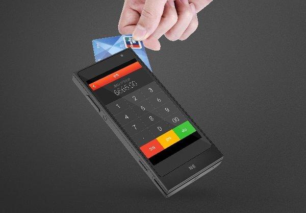 NEXGO N6 助力智慧支付新业态