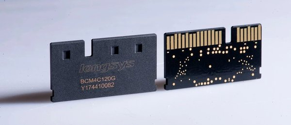 江波龙创新小尺寸一体化封装固态硬盘Mini SDP