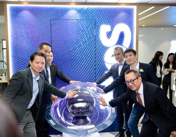 源讯云计算公司在中国开设办事处