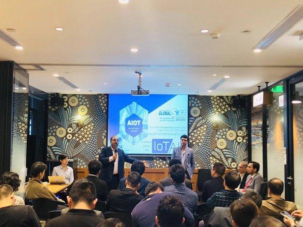 """印度数字市场信息交流会在深圳""""OFC+@ BEEPLUS""""空间举行"""